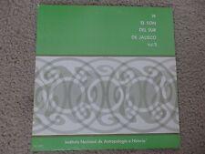 El Son Del Sur De Jalisco 19 Vol 2  Instituto nacional de antropologia w/booklet