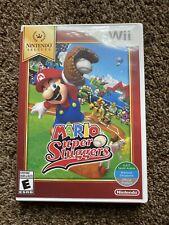 Mario Super Sluggers Nintendo Wii Game