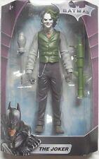 Batman The Joker 2008 Action Figure by Mattel DC Hero Zone NIB NIP 10 inches