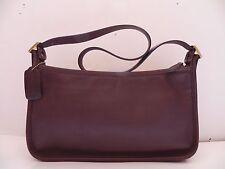 Coach~Vintage Brown Leather Shoulder Handbag #L9C-9071