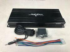 SKAR AUDIO REFURBISHED SK-M9005D 900 WATT 5-CHANNEL CLASS D MINI CAR AMPLIFIER