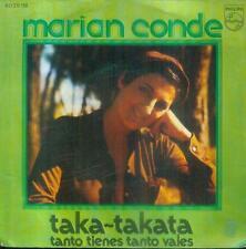 "7"" Marian Conde/Taka Takata (Spain)"