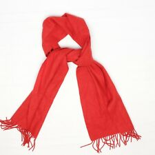 J.Crew Fringed Ends Charcoal-gray Crazy-Soft  Cashmere Scarf Retail at $110+tax