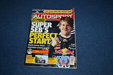 March Autosport Weekly Sports Magazines