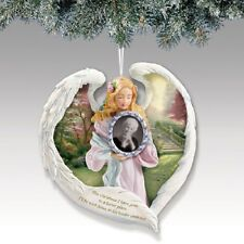 Bereavement Angel Ornament Thomas Kinkade Bradford Exchange