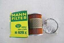 Mann H929X Engine Oil Filter 0001800609 For Mercedes Benz