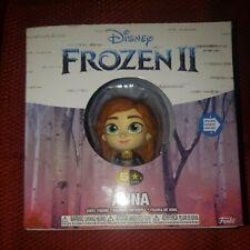 Funko 5 Star: Frozen II - Anna Vinyl Figure new damage box