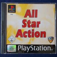 PS1 - Playstation ► All Star Action ◄ TOP Zustand!