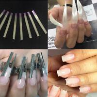 Fibernails Fiberglass for Nail Extension Acrylic Tips  Salon Tool Nails
