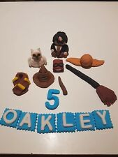 Harry Potter edible cake topper decoration personalised birthday.