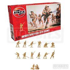 Airfix WWII British 8th Army 1 72