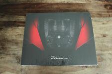 VIP Prospekt/brochure Mappe DIN A3 Ferrari F8 Tributo Französisch sealed