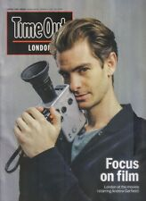 TIME OUT LONDON No 2449 26 Sept - 2 Oct 2017 ANDREW GARFIELD