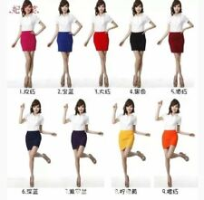 LADIES SHORT BANDAGE SKIRT (PINK)