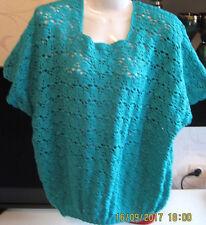 Geometrische Damen Pullover mit U Ausschnitt günstig kaufen