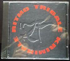 Ritmo Tribale – Kriminale Cd 1° Stampa 1993 Vox Pop – VP18  Still Sealed