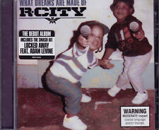 R CITY What Dreams Are Made Of CD - New / Sealed