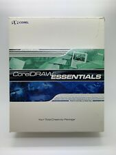 CorelDraw 9 Essentials Photo Editing And Painting Graphics & Layout Collectible