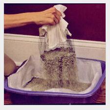 Litière à litière pour chat Sac à tamis à sable pour chat Pet Puppy