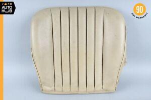 86-95 Mercedes W124 280E Sedan Front Right Side Seat Cushion Lower Bottom Beige