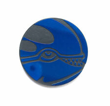 Pokemon TCG Kyogre Official Promo COIN Celestial Storm 3 Pack Blister Blue NM/M