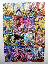 Super Dragon BallHeroesSH 2Common & Rare 45 cards complete set