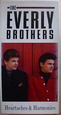 Everly Brothers- Heartaches & Harmonies- RHINO USA- 4-CD-Longbox- lesen
