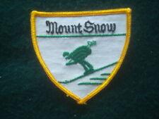 Vtg 70s Jacket Vest Pants Helmet Bag Ski Speed Race Racer Mount Snow Green Patch