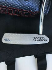 NEW Scotty Cameron 2014 1st of 500 Studio Select Squareback Putter w/ Headcover
