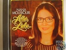 NANA MOUSKOURI ( CD ) ALLES LIEBE .. WEST GERMANY