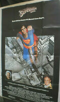 XXL  Filmplakat,PLAKAT,SUPERMAN DER FILM,CHRISTOFER REEVE#192