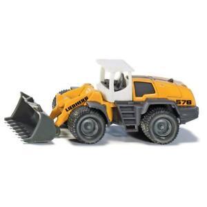 Siku Super 14 Liebherr four wheel loader 1477