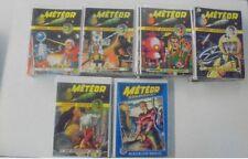 Meteor Comic Sammlung Nr.1-108 komplett Hethke/CCH Verlag Zustand 0/0-1