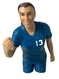 Alex Morgan CultureFly USNWT #13  Collectible Figure Soccer Toy 7286