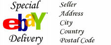 Custom Ebay Seller Address Mailing Labels Personalized
