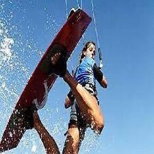D163  KITE SURFING / KITE BOARDING, BEGINNERS INSTRUCTIONAL GUIDE DVD