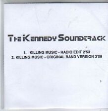 (BR254) The Kennedy Soundtrack, Killing Music - DJ CD