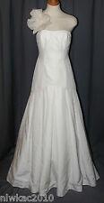 J CREW ALESSA GOWN WEDDING BALL DRESS  IVORY SIZE 4 NWT $1,800