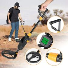 Hunter Gold Digger Metal Detector Deep Sensitive Search Gold Coil