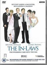 THE-IN-LAWS The Wedding Cake Hits The Fan (DVD) Michael Douglas, Albert Brooks