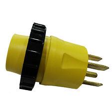 RV 50A 14-50P Male to Generator / RV Shore Power 30A L5-30R female AC Adapter
