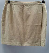 Tie Rack Art of Silk Yellow Skirt Size Medium Wrap <C2441