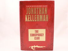 LIKE NEW+!! The Conspiracy Club by Jonathan Kellerman