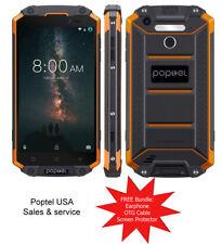 "PoptelUSA 5.5"" Rugged P9000 4GB+64GB Unlocked 4G, Dual SIM NFC Android 7 (ORG)"