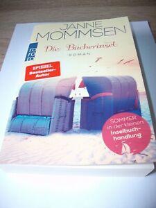 Die Bücherinsel Roman von Janne Mommsen