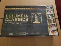 Columbia Classics Collection: w/J-Card (4K Ultra HD & Blu-ray) No Codes, 13-Disc