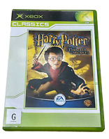 Harry Potter and the Chamber of Secrets XBOX Original (Classics) PAL *Complete*