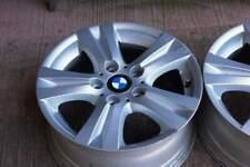 CERCHI LEGA 16 ORIGINALI BMW SERIE 1 + SERIE 3 E46 USATI DRITTI BUONE CONDIZIONI