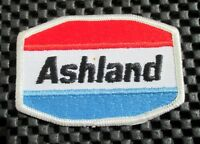 """ASHLAND GAS OIL EMBROIDERED PATCH ADVERTISING COMPANY PETROLIANA 3"""" x 2"""""""