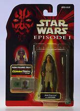 Moc Star Wars Adi Gallia Lightsaber New Rare Episode 1 CommTech Chip Figure Mosc
